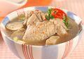 Hangatnya Sup Ayam Jamur Ini Buat Pasangan Ingin Cepat Pulang Kerja