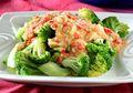 Brokoli Cah Telur Asin Ini Cocok Banget Dipadukan dengan Sepiring Nasi Putih Hangat