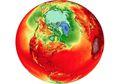 Peta 'Bola Api' Ini Tunjukkan Seberapa Parah Gelombang Panas di Bumi