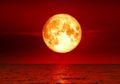 Tentang Gerhana Bulan, Berikut Mitos 'Berbahaya' Bagi Perempuan Hamil!
