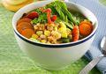 Lengkapi Gizi Esok Hari dengan Menyajikan Sup Jagung Manis Bayam