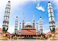 Peringati Maulid Nabi, Mengunjungi Kembaran Masjid Buatan Nabi Muhammad di Semarang