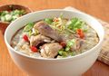 Sarapan Yuk! Jangan Lupa Pakai Babaw, Bubur Ayam Lezat Khas Kamboja