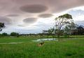 Mirip UFO Hingga Mirip Payudara, Inilah 9 Formasi Awan Langka