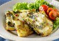 Bikin Menu Sarapan Hari Ini Semakin Fancy dengan Omelet Daging Asap Keju