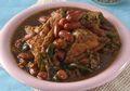 Enak Deh, Makan Nasi Ditemani Manis Gurih Semur Kacang Merah