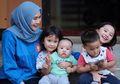Tembok dan Kitchen Set Zaskia Mecca Penuh Coretan Anak Sampai Separah Ini, Reaksinya Curi Perhatian