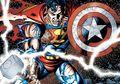 Superman dan Wonder Woman Dapat Mengangkat Palu Mjolnir Milik Thor, Kok Bisa, ya?