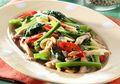 Makan Sepiring Nasi Hangat Pasti Jadi Lebih Lahap Dengan Tumis Caisim Aroma Wijen