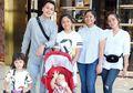 Lakukan Hal Ini Sambil Temani Ibunya Jaga Restoran, Anak Ussy Sulistiawaty Banjir Pujian