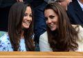 Kompak! Pippa dan Kate Middleton Pernah Kenakan Pakaian yang Mirip