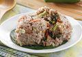 Kalau Makan Siang Dengan Resep Nasi Merah Bakar Cakalang, Dijamin Istimewa!