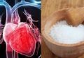 Meski Sedikit, Konsumsi Garam Tetap Memicu Risiko Jantung dan Stroke!