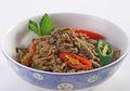 Makan Nasi Hangat dengan Tumis Daging Suwir  Ini, Dijamin Enggak Kenyang-Kenyang