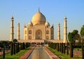 Duh, Gara-Gara Polusi, Bangunan Taj Mahal Terancam Diruntuhkan