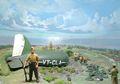 Kisah Kepahlawan Tiga Tokoh AURI Yang Pesawatnya Ditembak Jatuh Belanda di Langit Yogyakarta