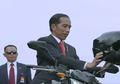VIDEO : Iring-Iringan Rombongan Presiden Joko Widodo Menuju Pembukaan Asian Games 2018