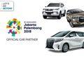 4 Mobil yang Bakal Beroperasi Selama Perhelatan ASIAN Games 2018, Salah satunya Mobil Tanpa Pengemudi