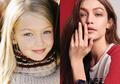 Potret Gigi Hadid Saat Jadi Model Cilik. Sudah Berkarisma Sejak Kecil!