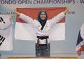 Inilah Hal Pertama Akan Dilakukan Defia Peraih Medali Emas Pertama Indonesia dengan Uang  1,5 M