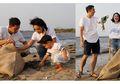 Andien Aisyah Bersih-bersih Pantai, Lihat yang Ditemukan Mengejutkan!