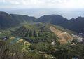 Di Pulau Aogashima, Penduduknya Tinggal di Dalam Kawah
