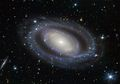 Galaksi Bercincin NGC 7098, Apakah Letaknya Dekat dari Bumi?