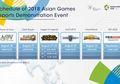 Ini Dia Jadwal Lengkap Pertandingan eSports di Asian Games 2018