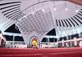 Keren dan Berbeda, Masjid Ini Dibangun Tanpa Kubah dan Tahan Gempa