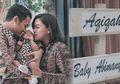 Kompak Pakai Batik, Yuk Intip Suasana Aqiqah Anak Pertama Vicky Shu dan Ade Imam