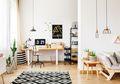 Ingin Punya Ruang Kerja di Rumah dengan Lahan Mungil? Bisa! Begini Ide Desainnya