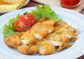 Chicken Schnitzel Pasti Bikin Santap Siang Nanti Jadi Lebih Spesial, Langsung Buat dengan Resep Berikut