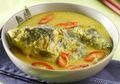 Duh, Nikmatnya Opor Kuning Ikan Mas Ini Bikin Makan Malam Nanti Terasa Istimewa