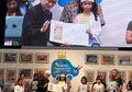 Hobi Menggambar Membawa Gadis Cilik Asal Surabaya Raih Medali Emas di Jepang!