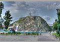Benarkah Cuexcomate Gunung Berapi Terkecil di Dunia?