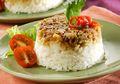 Perut dan Lidah Pasti Makin Puas saat Sarapan dengan Nasi Tim Ayam Bawang