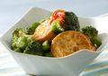 Makan Malam Dengan Tumis Tofu Batang Seledri Bikin Keluarga Serasa Bersantap Di Resto