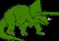 Fakta Menarik Triceratops, Dinosaurus Gagah Pemakan Tumbuhan