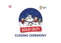 Tiket Penutupan Asian Games 2018 Habis dalam 2 Hari, Dibeli Pejabat?