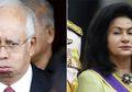 Sedang Pidato, Najib Razak Diingatkan Istrinya: 'Jangan Banyak Bicara Nanti Dipanggil Polisi Lagi'