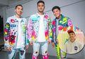 Di Balik Jaket Kece RAN Di Closing Asian Games ada Totalitas Seniman Muda Muklay