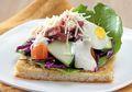 Tutp Akhir Pekan Dengan Menyantap Mix Veggie Salad Yang Nikmat Dan Menyehatkan