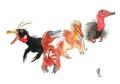Mata Rantai Evolusi Dinosaurus yang Hilang, Ditemukan di Tiongkok