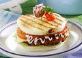Nyam ! Si Kecil Pasti Suka Sarapan dan Dibekali Sandwich Ayam Keju