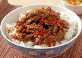 Rugi Kalau Dilewatkan! Resep Nasi Suwir Daging Cabe Ini Menggoda Banget!
