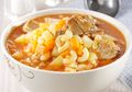 Semangkuk Sup Tomat Pasta Ala Resto Italia Ini Bisa Kita Buat Sendiri Di Rumah, Lo!
