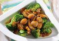 Mau Sayuran yang Lezat Dan Praktis? Catat Resep Brokoli Siram Jamur Telur Puyuh Berikut Ini