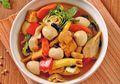 Djiamin Masih Bisa Bersantai Weekend Ini Kalau Masaknya Sapo Telur Sayur Taosi nan Praktis Ini