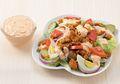 Terserang Lapar di Malam Hari? Karaage Salad Ini Bisa Jadi Jawabannya