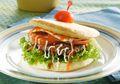 Pancake Burger, Menu Sarapan Bergizi yang Bisa Kita Sajikan Esok Hari